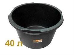 Контейнер строительный круглый 40 литров