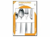 Набор столовых приборов 16 шт. матовый Fiskars (1002958)