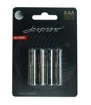 Батарейка AAA LR03 1,5V alkaline 4шт. JUPITER