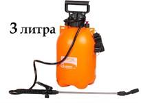 Опрыскиватель компрессионный 3 литра, STARTUL GARDEN