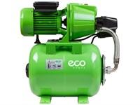 Станция водоснабжения автоматическая ECO GFI-903 (900 Вт, 3100 л/ч, 5 атм, стальной бак 24 л, чугунный насос)