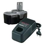 Аккумулятор Ryobi NiCd 18В + зарядное устройство Ryobi BCP 1817 M