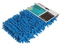 Сменная насадка для швабры из шенилла, синяя, PERFECTO LINEA