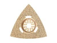 Полотно шлифовальное дельтовидное 78х78 мм универсальное (для SM 2233 E)