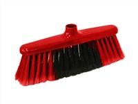 Щетка для уборки мусора ПРЕСТИЖ (красная)
