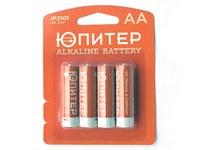 Батарейка AA LR6 1,5V alkaline 4шт.