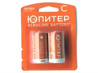 Батарейка C LR14 1,5V alkaline 2шт.