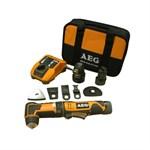 Многофункциональный инструмент AEG OMNI 12C LI-152 B KIT2