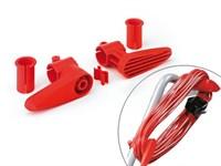 Держатель для кабеля газонокосилок  (BOSCH)