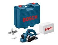 Рубанок электрический BOSCH GHO 26-82 в чемодане (710 Вт)