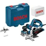Рубанок электрический BOSCH GHO 40-82 C в чемодане (850 Вт)