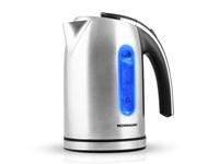 Чайник электрический AKL-141 NORMANN (2200 Вт; 1,7 л; нерж.сталь)