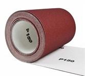 Шлифшкурка в рулонах 5мx115мм на бумажной основе,  Р40-P400