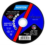 Круг отрезной 115х1.6x22.2 мм для металла Vulcan NORTON