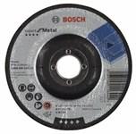 Круг обдирочный 125х6x22.2 мм для металла BOSCH