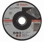 Круг отрезной 125х1.0x22.2 мм для нерж.стали Standart BOSCH