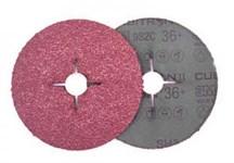 Фибровый шлифкруг 125х22 мм P80 3M 982С 3M