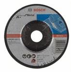 Круг обдирочный 125х6x22.2 мм для металла Standart BOSCH