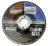 Круг обдирочный 150х6x22.2 мм для металла GEPARD