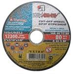 Круг отрезной 180х1.6x22.2 мм для металла LUGAABRASIV