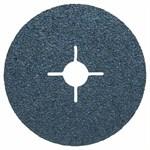 Фибровый шлифкруг 125 мм К24 для металла BOSCH