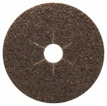 Набор из 2 войлочных кругов 125 мм, 22,23 мм, Bosch Coarse