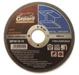 Круг отрезной 355х3.2x25.4 мм для металла GEPARD