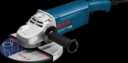 Двуручная углошлифмашина BOSCH GWS 22-230 JH, 2200 Вт, 230 мм