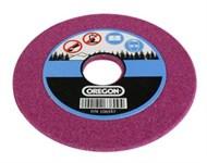 """Круг заточной 105х3.2х22.2 мм OREGON (красный, 3/8"""" LP, 0.325"""", 1/4"""", для заточного мини-станка 106550 OREGON)"""