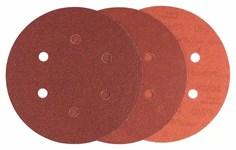 Набор из 6 шлифлистов 150 мм К60/120/240 для дерева, BOSCH