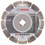 Алмазный круг 180х22,23 мм бетон Professional (BOSCH)