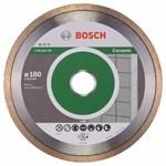 Алмазный круг 180х25,4 мм по керамике Professional (BOSCH)