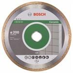 Алмазный круг 200х25,4 мм по керамике Professional (BOSCH)