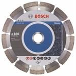 Алмазный круг 180х22,23 мм камень Professional (BOSCH)