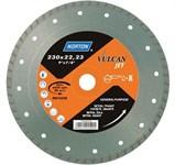 Алмазный круг 180х22.2 мм по кирпичу Turbo VULCAN JET (NORTON)