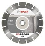 Алмазный круг 230х22 мм бетон (BOSCH)