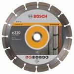 Алмазный круг 230х22,23 мм универсальный Professional (BOSCH)