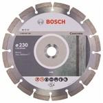 Алмазный круг 230х22 мм бетон Professional (BOSCH)