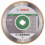 Алмазный круг 230х25.4 мм по керамике Professional (BOSCH)