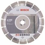 Алмазный круг 230х22,23 мм бетон Expert (BOSCH)