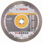 Алмазный круг 230х22,23 мм универсальный Best Turbo (BOSCH)