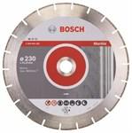 Алмазный круг 230х22,23 мм мрамор Professional (BOSCH)
