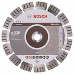 Алмазный круг 230х22,23 мм абразив Best (BOSCH)