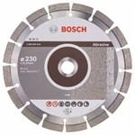 Алмазный круг 230х22,23 мм абразив Expert (BOSCH)