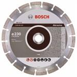 Алмазный круг 230х22,23 мм абразив Professional (BOSCH)