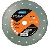 Алмазный круг 230х22.2 мм по кирпичу Turbo VULCAN JET (NORTON)
