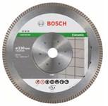 Алмазный круг 230х22.2 мм по керамике Turbo BEST FOR CERAMIC (сухая резка) (BOSCH)