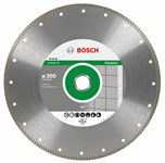 Алмазный круг 300х25.4 мм по керамике Best (BOSCH)
