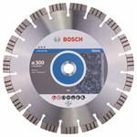 Алмазный круг 300х22,23 мм камень Best (BOSCH)