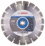 Алмазный круг 300х20 мм камень Best (BOSCH)
